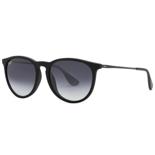 Ray-Ban Erika Classic Sunglasses 54mm (Black / Gray Gradient)