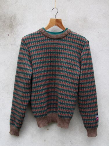 Forest Pine Jumper by Norlender for Tails and the Unexpected - 100% Wool