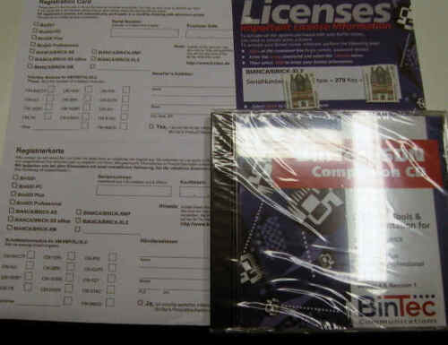Software - License Bianca/Brick XL2 Bianca Brick Bintec