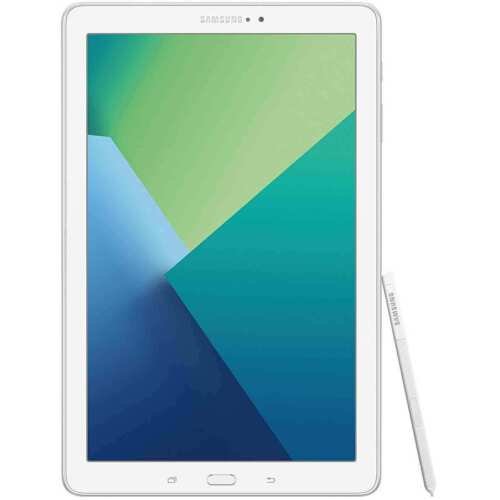 Samsung Galaxy Tab A 10.1 Tablet PC with S Pen, Wi-Fi & Bluetooth - White