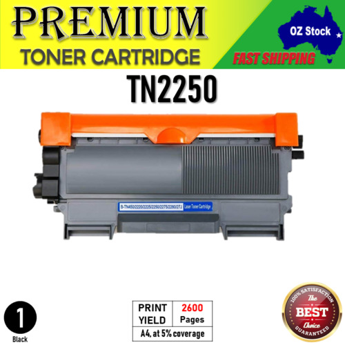 TN2250 TN2230 Toner or DR2225 for DCP7055 FAX2950 HL2240D 2250DN MFC7360n 7362n