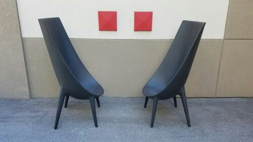 PAIR OF DRIADE OUT-IN ARMCHAIRS BY PHILIPPE STARCK