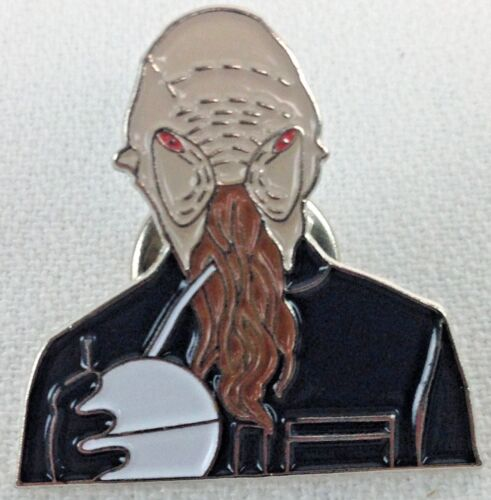 The OOD -  New Doctor Who Science Fiction TV Series - UK Imported Enamel Pin