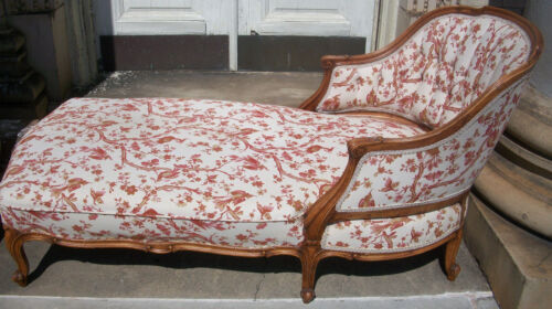 Vintage CHAISE LOUNGE Chair Local Pickup available in Lynchburg Va