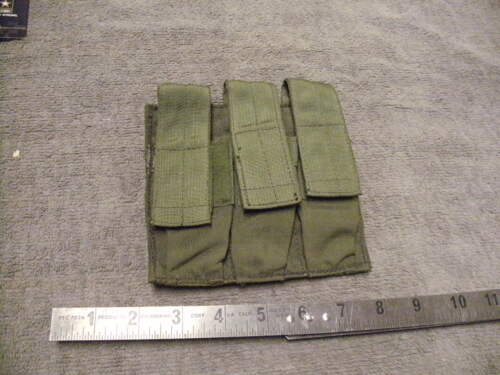 Olive Drab Molle Type 3 Mag Pouch for Pistols Pouches - 70991