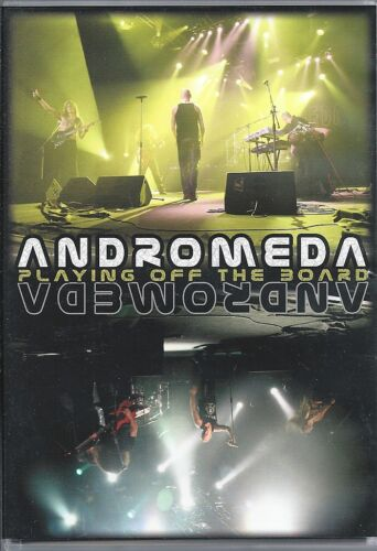 Andromeda - Playing Off The Board NTSC All Regions DVD