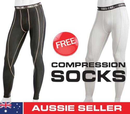 FREE AUSTRALIA DELIVERY! Skins DNAmic Youths Half Tights Maroon