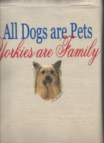 """YORKSHIRE TERRIER U.S JFK HALF /""""The Dogs/"""" COIN"""