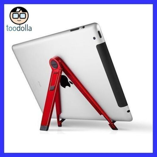 TWELVE SOUTH Compass, Portable Aluminium Desk Stand for Apple iPad, Mini, RED