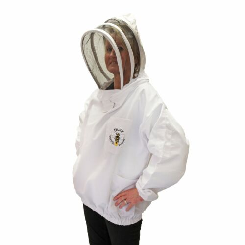 Beekeeping White Fencing Tunic - Choose Your Size