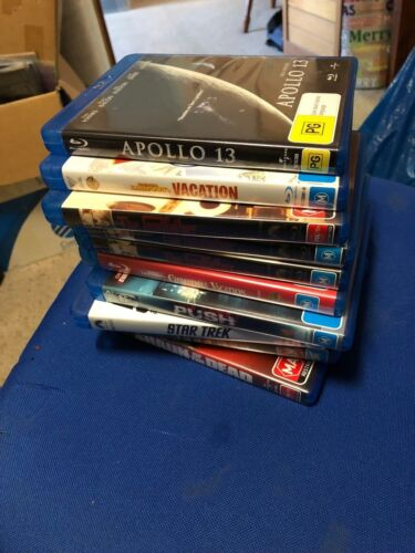 Clearance - Blu-ray Movies Choose from drop down list. More to come
