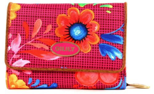 Oilily Russian Rose S Wallet Borsa