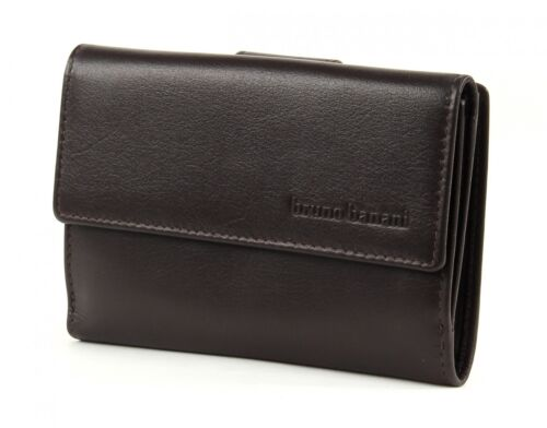 bruno banani Borsa Cryptalloy Wallet Zip with Flap Brown