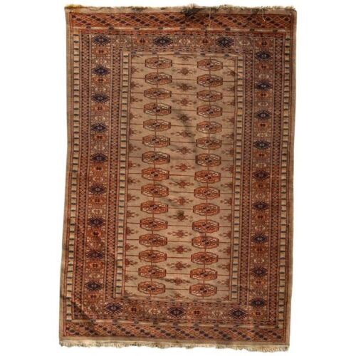Antique Persian Praying Rug, 1920s