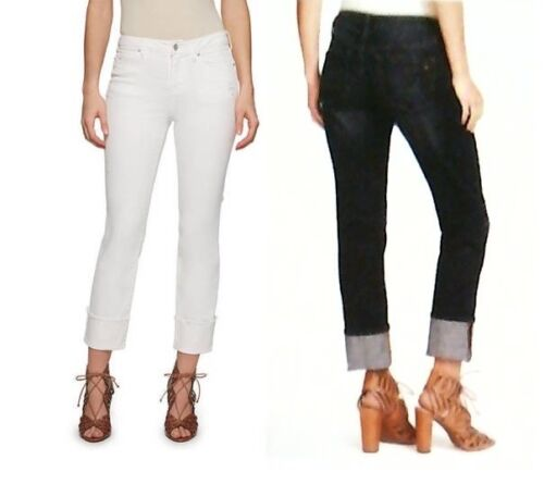 Jessica Simpson Womens Ladies Mid-rise Straight Cuff Jeans, Varity Color / Size