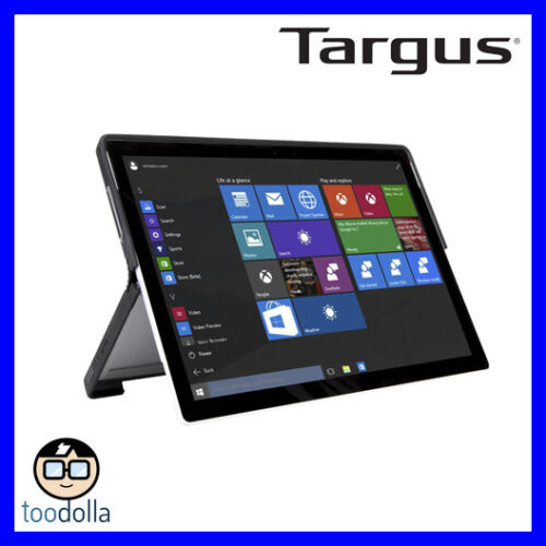 TARGUS Back/Rear Protection Cover - Microsoft Surface Pro 2017, Pro 4 and Pro 6