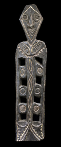 Planche votive, cult board, papua new guinea, upper sepik