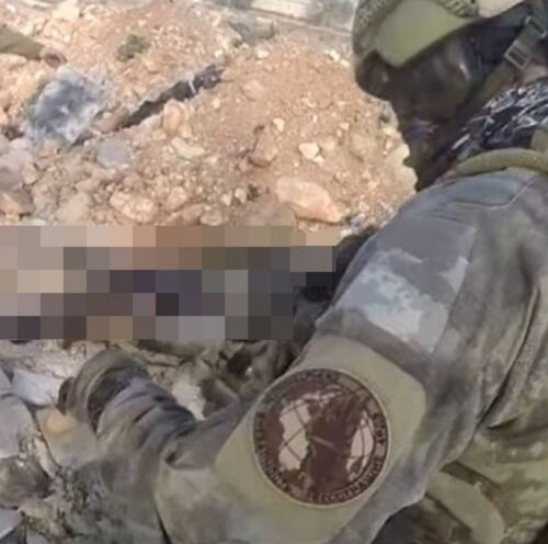 Russia's Ultra-secretive Sp Ops In Syria Svr Zaslon Spetsnaz шеврончиков Patch