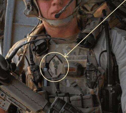 DAESH WHACKER AFSOC PEDRO PJ MEDEVAC COMBAT RESCUE vel©®⚙ SSI So Others May Live