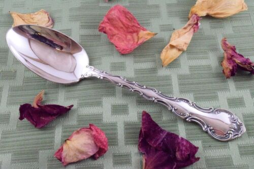 """STRASBOURG Oval Place Soup Spoon 6 3/4"""" Gorham Sterling"""