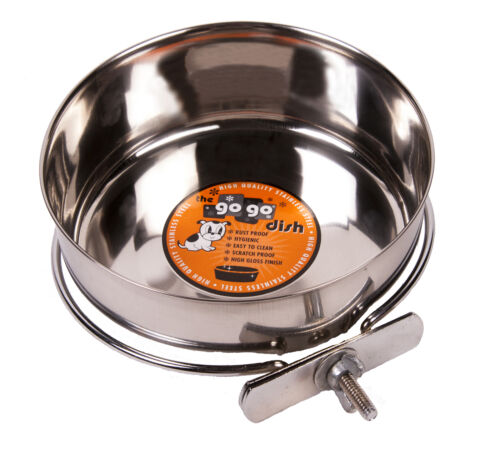 GoGo® Stainless Steel Dishes – Crate Cup