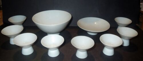 Antique Collection CHINESE SAKE CUPS RICE BOWLS