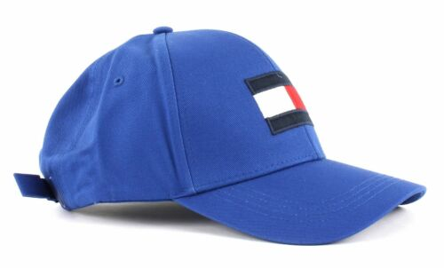 TOMMY HILFIGER Big Flag Cap Monaco Blue