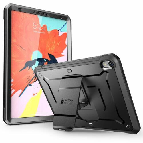 iPad Pro 11 Case 2018 [Support Pencil Charging] Built-in Screen Protector Covers