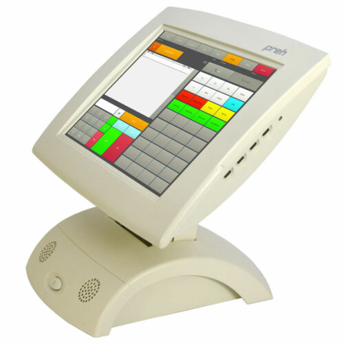 TFT Pos-Monitor Preh M.3M Usb-Touchscreen F.Windows 98 2000 XP Also for Win7