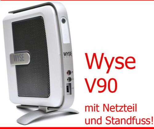 Mini PC Wyse V90 1 GHZ 2x RS232 Pcmcia For Ms-dos Windows 95 98 Linux TC1