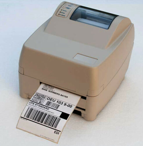 Datamax Label Printer Etikettprinter for post DHL Ups Parallel USB Win XP 7 8 Mm