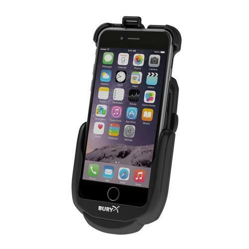 Bury System 9 in-car cradle for iPhone 8 / 7 / 6s /6 - AU Warranty