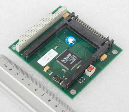 Adapter Ac-Pc /104 PC104 Pcmcia ARTEM Data Radio Systems CLPD6710 CL-PD6710 #N62