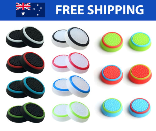 Controller Thumb Grips/Caps - PlayStation 4 Xbox One Switch Xbox 360 PS4 PS3 PS2