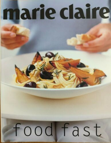 Marie Claire~FOOD FAST ~Donna Hay (Author)~VGC~Free Post Aust~Dis on Purchase 2+
