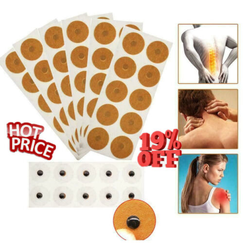 Therpy Magnetic Acupuncture Treatment Magnet Plaster Back Shoulder Pain Rel F9f6