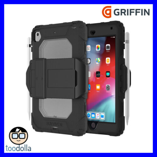 GRIFFIN Survivor All-Terrain Heavy Duty Rugged Case for iPad Mini 4 / 5 (2019)