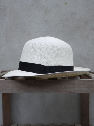 Superfine Folding Panama Hat by Christys' of London - Woven in Ecuador