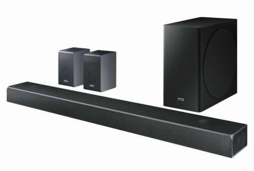 Samsung series 9, Soundbar 7.1.4 Ch 512W Dolby Atmos Wireless Subwoofer, HW-Q90R