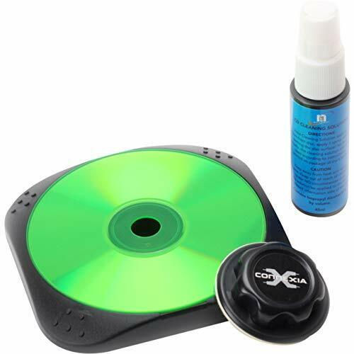 55555 CONNEXIA Wet Disc Cleaner For Blu-Ray / DVD / CD