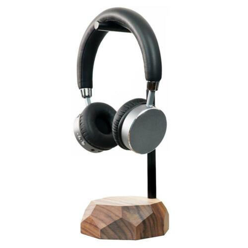 Headphone Stand. Handcrafted by Oakywood Goods.