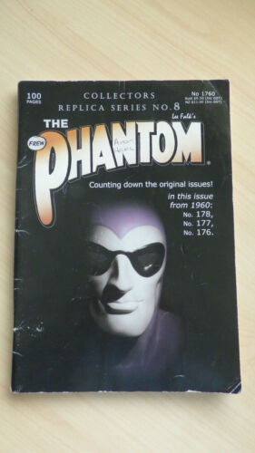 The Phantom Collector's Replica Series #8 100 pgs Frew #1760