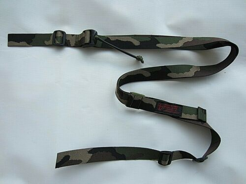 PMT M81 Woodland Camo Two Point Rifle Sling LBT Patriot Military Trading AOR1 Other Current Field Gear - 36071