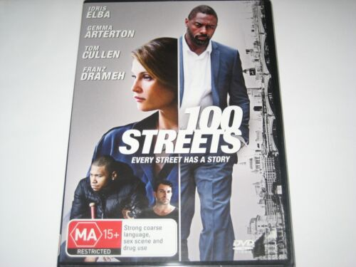 100 STREETS DVD R4 NEW/SEALED