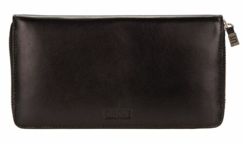 CINQUE borsa Zip Around Wallet Mina Zip Around Wallet L Black