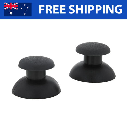PS3/PS2 Thumb Sticks - Black Analog (PlayStation Controller) Thumbsticks Grips