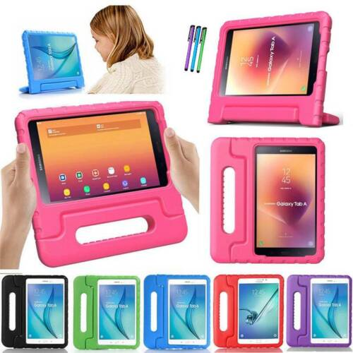 Kids Shockproof Case For Samsung Galaxy Tab 3 4 A E S2 S3 S4 S5e S6 Tablet Cover