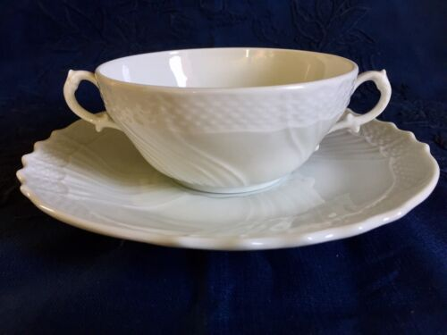 RICHARD GINORI VECCHIO TAZZA BRODO PORCELLANA BONE CHINA BRAND NEW BROTH CUP