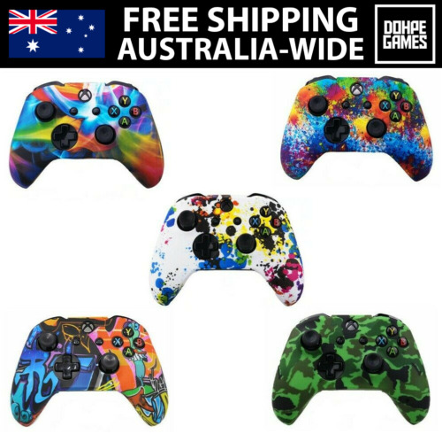 Dohpe Styled Xbox One Controller Cover Skin Case Protective Silicone Rubber Grip