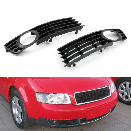 AUDI A4 B6 00-05 NEW GENUINE FRONT BUMPER LOWER CENTRE GRILL 8E0807647 01C